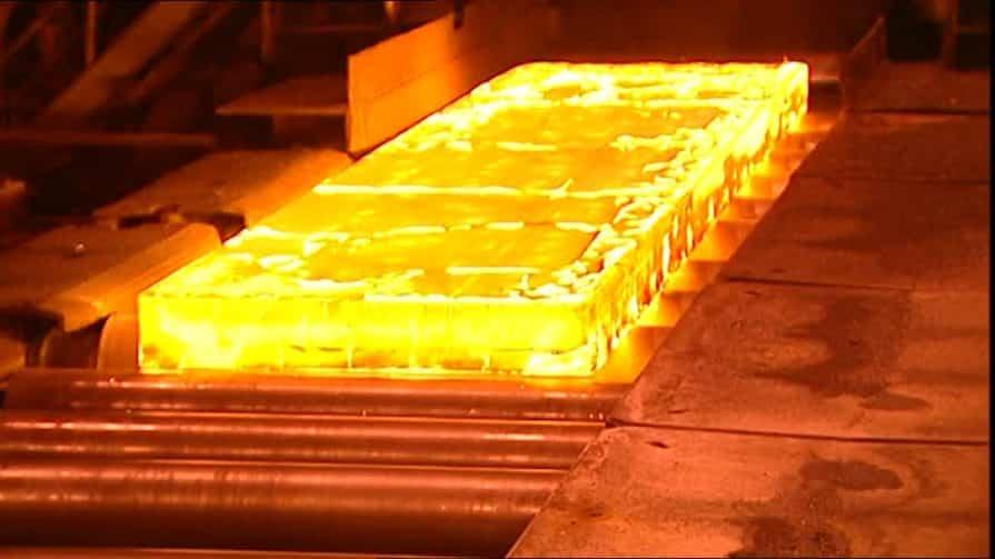بازپخت و عملیات حرارتی روی استیل