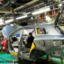 استفاده از استنلس استیل در صنعت خودرو