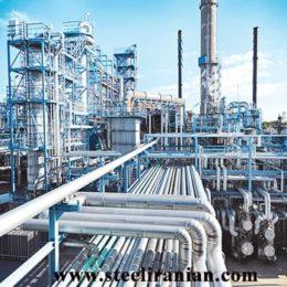 کاربرد استیل در صنعت نفت و گاز