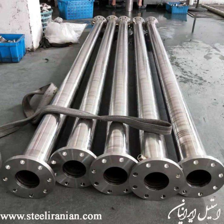فولاد داپلکس 2205